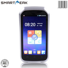 Touch screen smartphone with 1D/2D barcode scanner /data collector