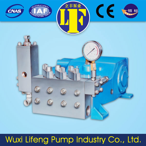 High Pressure Pump for oil drilling industry