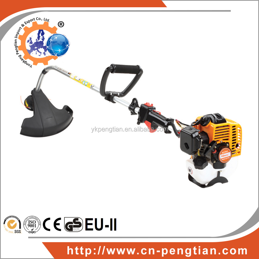 Agriculture tool 25.4cc Brush Cutter Gasoline Grass Trimmer backpack