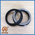 spare part of mining machine U 17386 floating oil seal