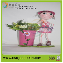 new product alibaba china supplier home decor garden planter concrete flower pots