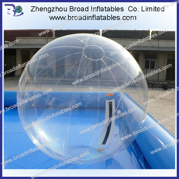 2m plastic 1mm pvc germany inflatable zorb ball