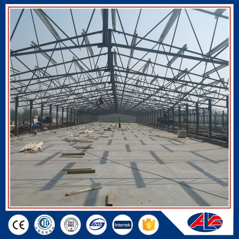 cold rolled small poultry house