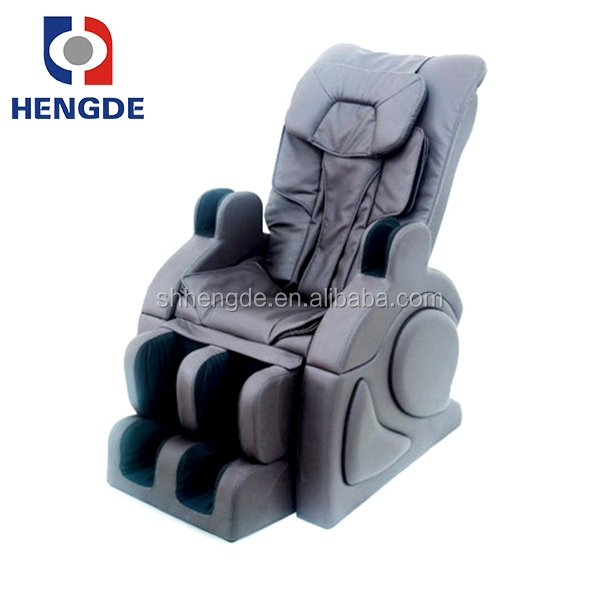 Modern shape and slide zero gravity pedicure foot spa massage chair