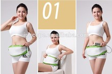 Electronic weight loss no diet belly fat burning belt