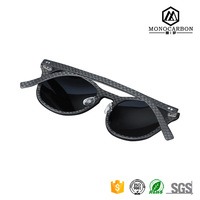 Leisure Fashion Carbon Fiber Beach Cool Tools, Women Girl Sunglasses with Custom Logo
