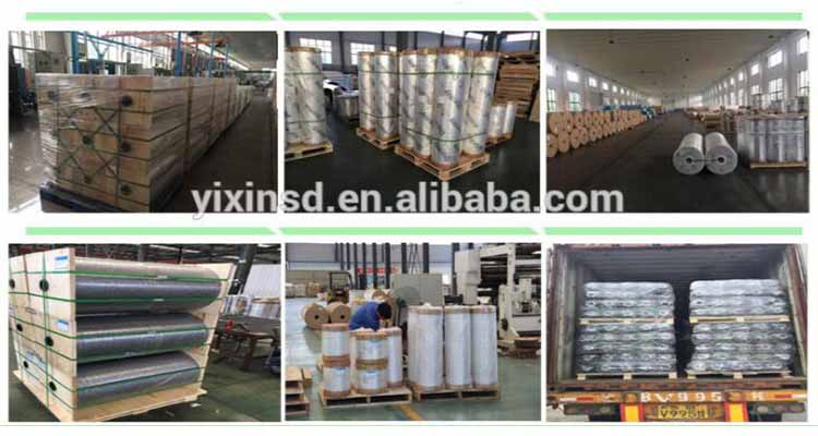 Clear/ Metallized PET film manufacturer from China