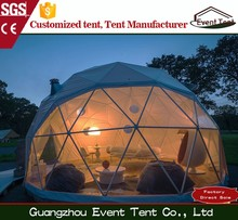 Aluminum Outdoor Geodesic Dome For Tent Manufacturer