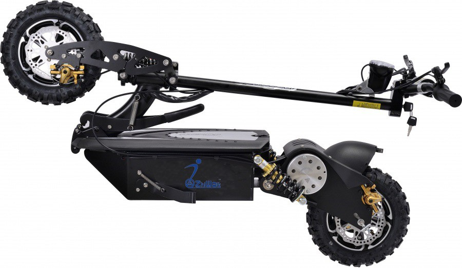 New Model Foldable offroad electric scooter