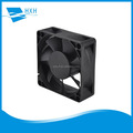 70MM High Speed Plastic Impeller 24 Volt Axial DC Cooling Fan 7025