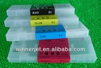 refillable ink cartridge for Epson 7500 9500