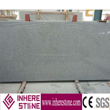light grey with brown points, g603 Granite slab polished grey