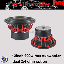 best price 12 inch subs woofer with dual manget motor 800w rms car audio subwoofer speaker