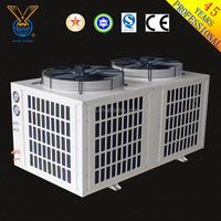 small semi hermetic copeland piston compressor condensing unit price