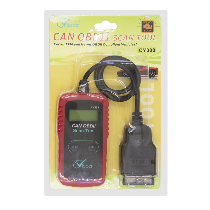Viecar CY300 diagnostic multi car scanner, the replacement of maxiscan ms300 code reader