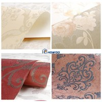 China factory supply european wallpaper german wallpaper chinoiserie wallpaper
