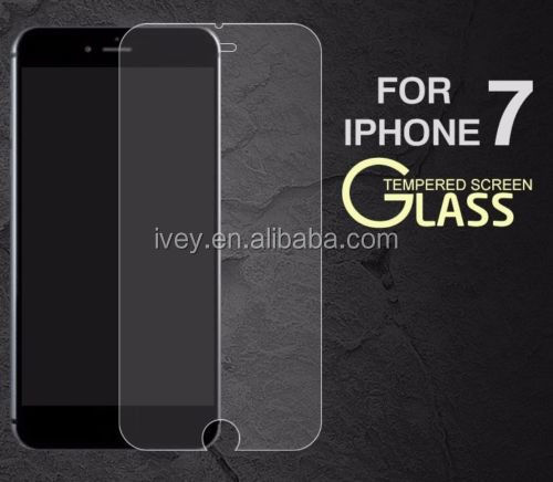 2016 NEWEST ULTRA CLEAR TEMPERED GLASS SCREEN PROTECTOR FOR APPLE IPHONE 7/ 7 PLUS
