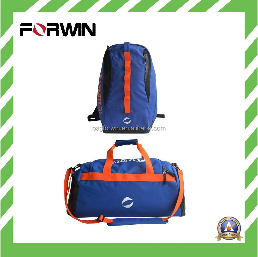 High Quality Sport Duffel Bag with 600D Polyester