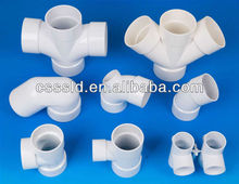 PVC Pipe Fittings For Water Supply