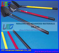 Provide various sizes of tool fiberglass handles tubes,good quality tool fiberglass handles tubes from China