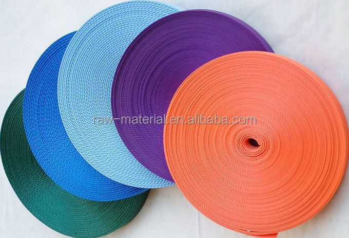 Woven Stripe Cotton Webbing Tape