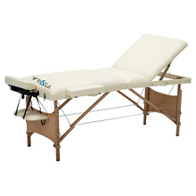 hydraulic best mobile white aluminum folding up heated portable professional wooden thai massage therapy beauty spa tables bed