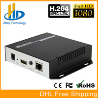 HDMI to IP Encoder H.264 Server IPTV Encoder RTMP UDP