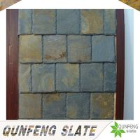 hot sale erosion resistance antacid slate tile stone coated roof