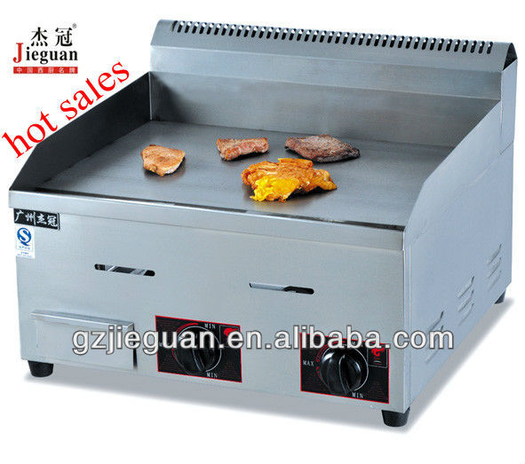 Hot Sales Stainless Steel Gas Griddle (Flat plate)