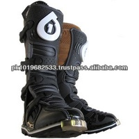 LEATHER MOTOCROSS BOOT