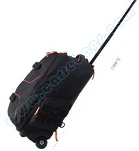 outdoor sports back pack trolley bag