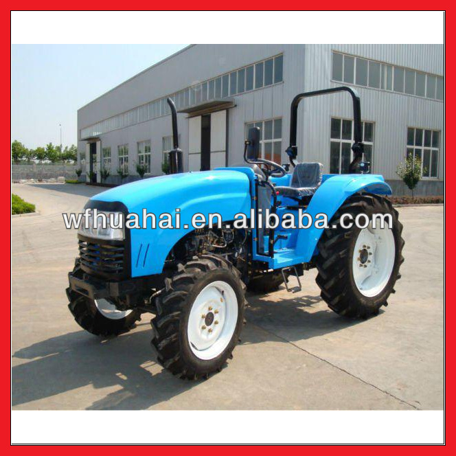 DQ 554 tractor with CE