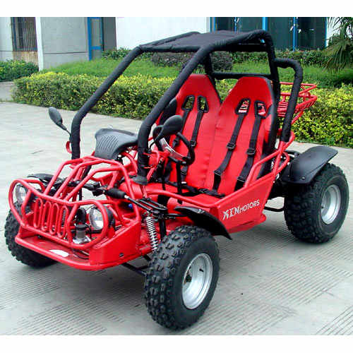 TK150GK-8 off road cheap go karts for sale