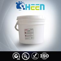Low Water Absorption And Good Thermal Epoxy Rapid Clear Ab Epoxy Glue High Quality For Cob Bonding