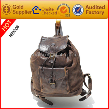 2017 new arrive fashion girls leather backpack bags for women