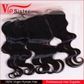 Vipsister Hair raw body wave lace closure frontal wholesale