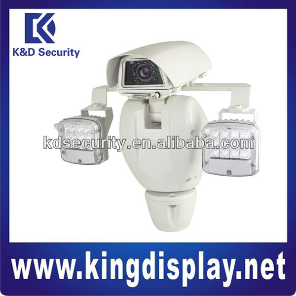 Hot 1.3MP PTZ Intelligent Highway Traffic Monitoring Camera for security system