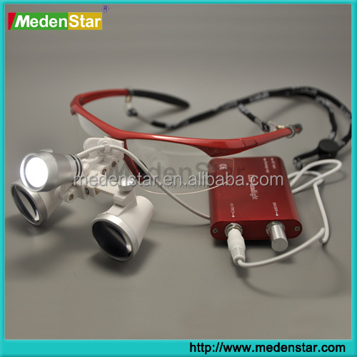 Dental material magnifying glasses dental and surgical loupes YYJD01