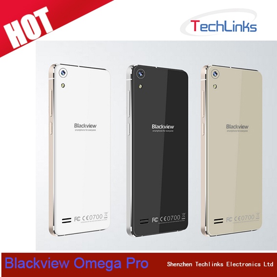 Original Blackview Omega Pro 4G Lte Octa Core 3GB 16GB Dual SIM 13MP Camera 5.0 inch Android Phone