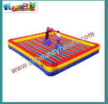 inflatable wrestling ring