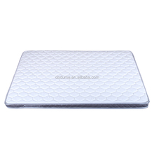 High quality bamboo pillow top mattress use pocket spring