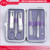 China Supplier YYS-697B nail care manicure pedicure set