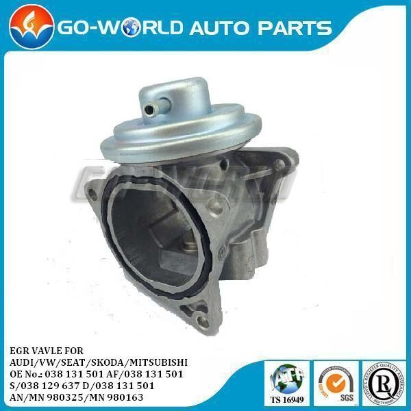 EGR VALVE FOR VW VOLKSWAGEN BORA GOLF JETTA LUPO NEW BEETLE PASSAT POLO TOURAN 038131501AF 038 131 501 AF