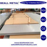304 304L 4' x 8' Stainless Steel Sheet