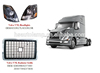 Heavy duty Truck VOLVO VNL TRUCK PARTS / RADIATOR GRILLE / Chrome Grille