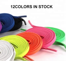 Rubber Slip Sneaker Elastic Shoelaces Lazy No Tie Silicone Shoe laces