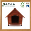 2015 Hot Sale High Quality Outdoor Wholesale 94x89x89 Large Wood Dog House