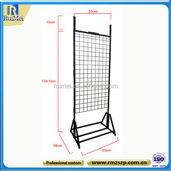 Customized Mobile Phone Accessory Display Stand