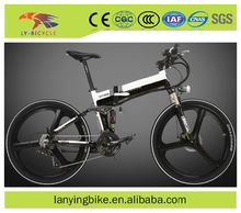 26 inch mountain electric bicycle / electric bike / electric power assisted cycle with alloy wheel