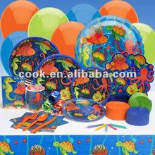 under the sea party supplies